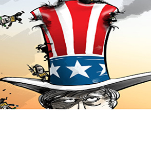 Anti-American Cartoons In Russian Media On U.S. Foreign Policy, War On Terror