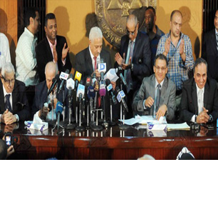 In Fallout From Security Forces Raid, Pro-Regime Press Seeks To Wrest Control Of Egyptian Journalists' Union
