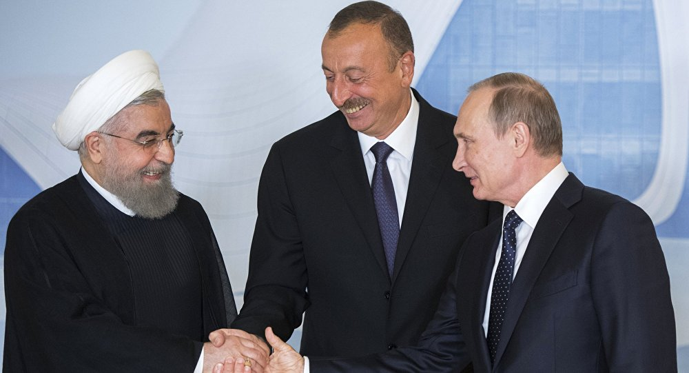 An Overview Of The Azerbaijan-Iran-Russia Trilateral Summit In Baku