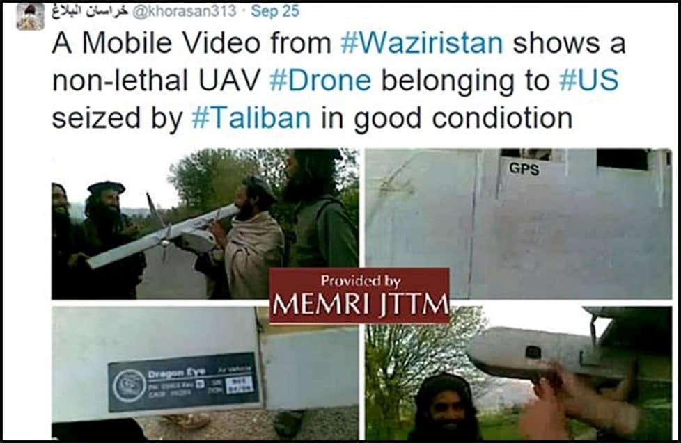 Jihadi Drones - ISIS Al-Qaeda Hamas Hizbullah & Others | Middle East