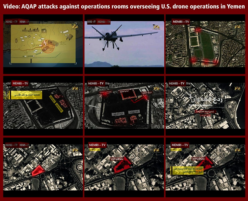Jihadi Drones Isis Al Qaeda Hamas Hizbullah Others Middle East Loop Ramadhan Counter Strike Global Offensive The Video Begins With Footage Of Civilian Yemeni Victims Us Drone Strikes Including Those Killed In December 12 2013 That Hit Part A