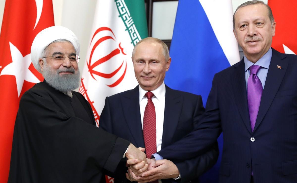 Иллюзия Путина в Сирии