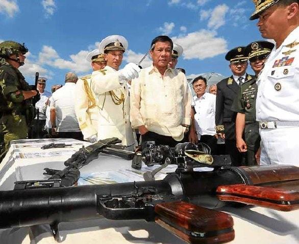russian warship tour
