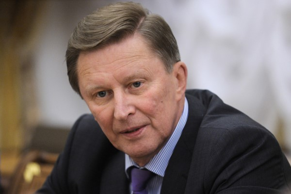 Image result for sergey ivanov