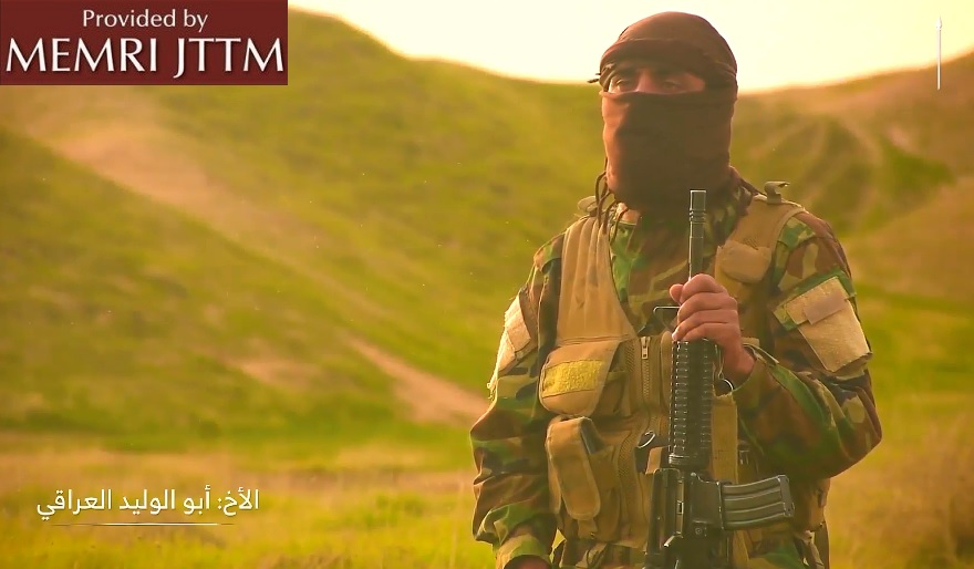 ISIS Kirkuk Province Video Reaffirms Group's Resilience ‎And Operational Prowess Despite Territorial Losses