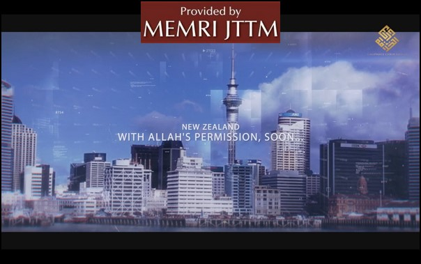 Pro-ISIS Hacking Group Shares Video Threatening New ‎Zealand, Showing Beheading Of Syrian Soldiers – ‎WARNING: GRAPHIC CONTENT