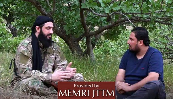 In Video Interview, Hay'at Tahrir Al-Sham (HTS) Leader ‎Abu Muhammad Al-Joulani Calls Syrians To Join Jihad ‎Against Russia, Syrian Regime