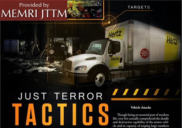 Months Of Prior Warnings Regarding Terror Attacks Using Trucks