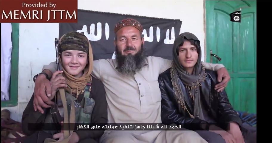 ISIS Khorasan Video Features Martyrdom Will Of ‎Attackers, Including Young Boy; Threatens More Attacks ‎In Iran, Afghanistan, Pakistan
