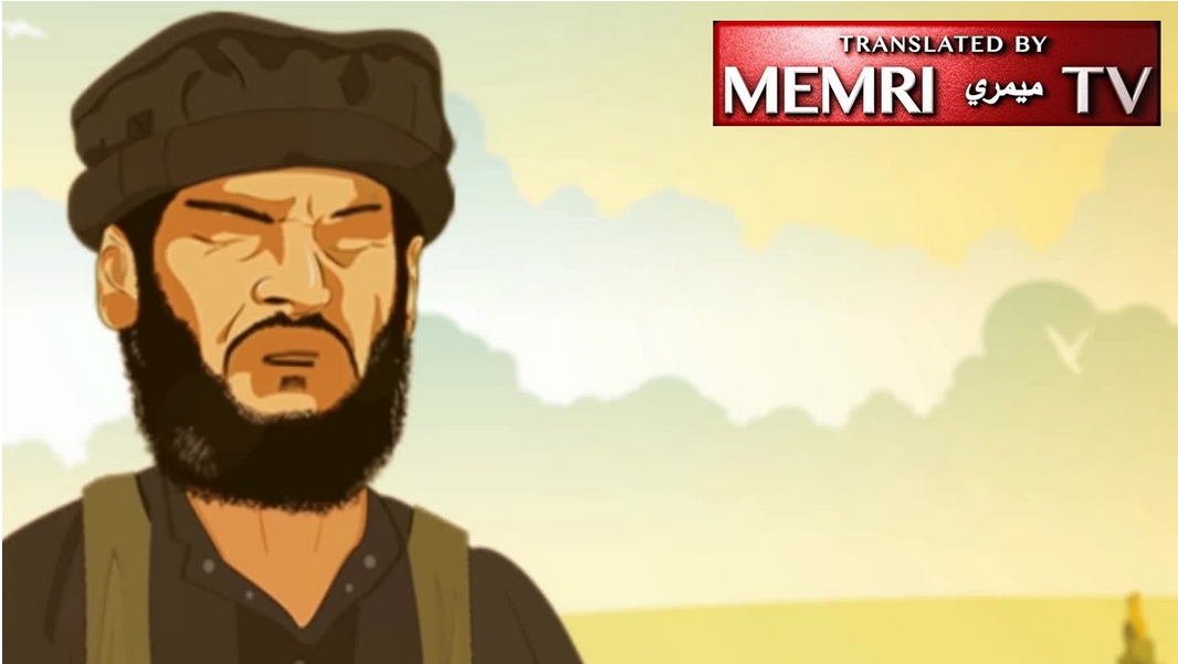 Animated Biography Of Al-'Adnani Stirs Controversy Among ISIS Supporters