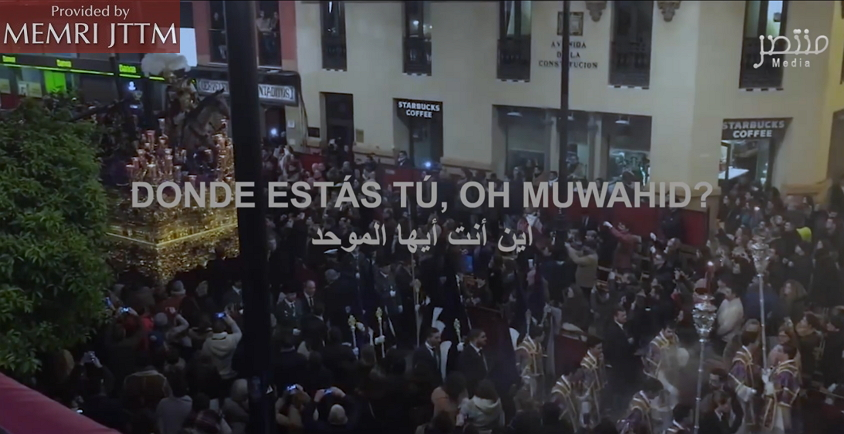 Pro-ISIS Media Group Calls For Attacks in Spain During Holy Week