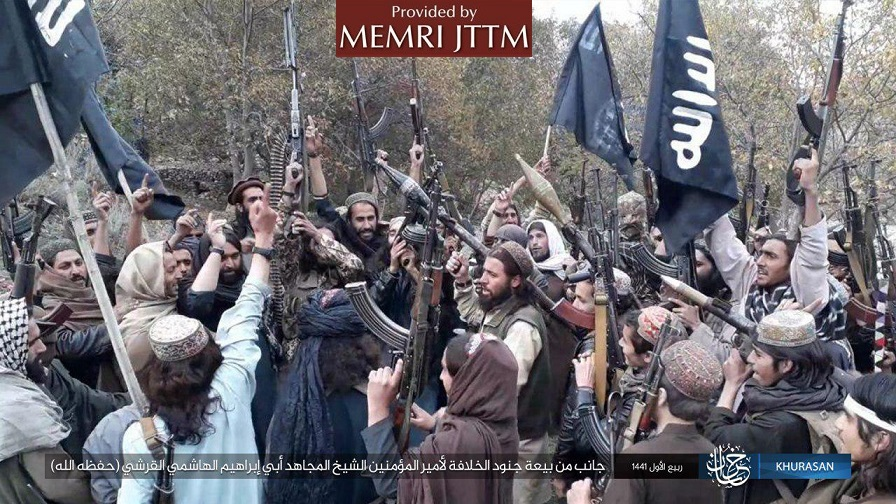 ISIS Fighters In Syria, Afghanistan Pledge Allegiance To New 'Caliph'