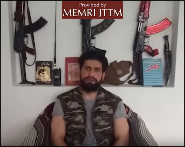 New Jihadi Group In Kashmir Strengthens Islamic Branch Of Separatist Movement