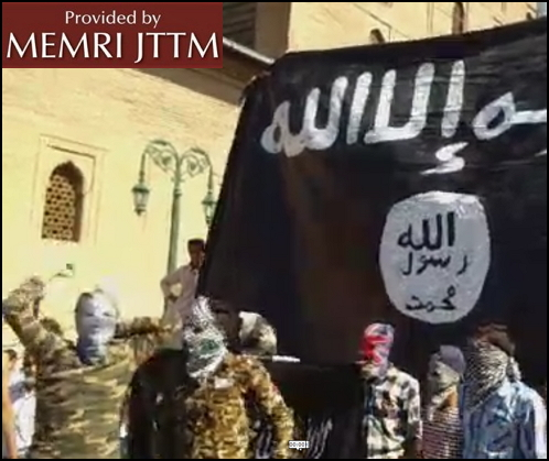 ISIS Supporters Share Videos Of Protesters In Kashmir Chanting ISIS Slogan