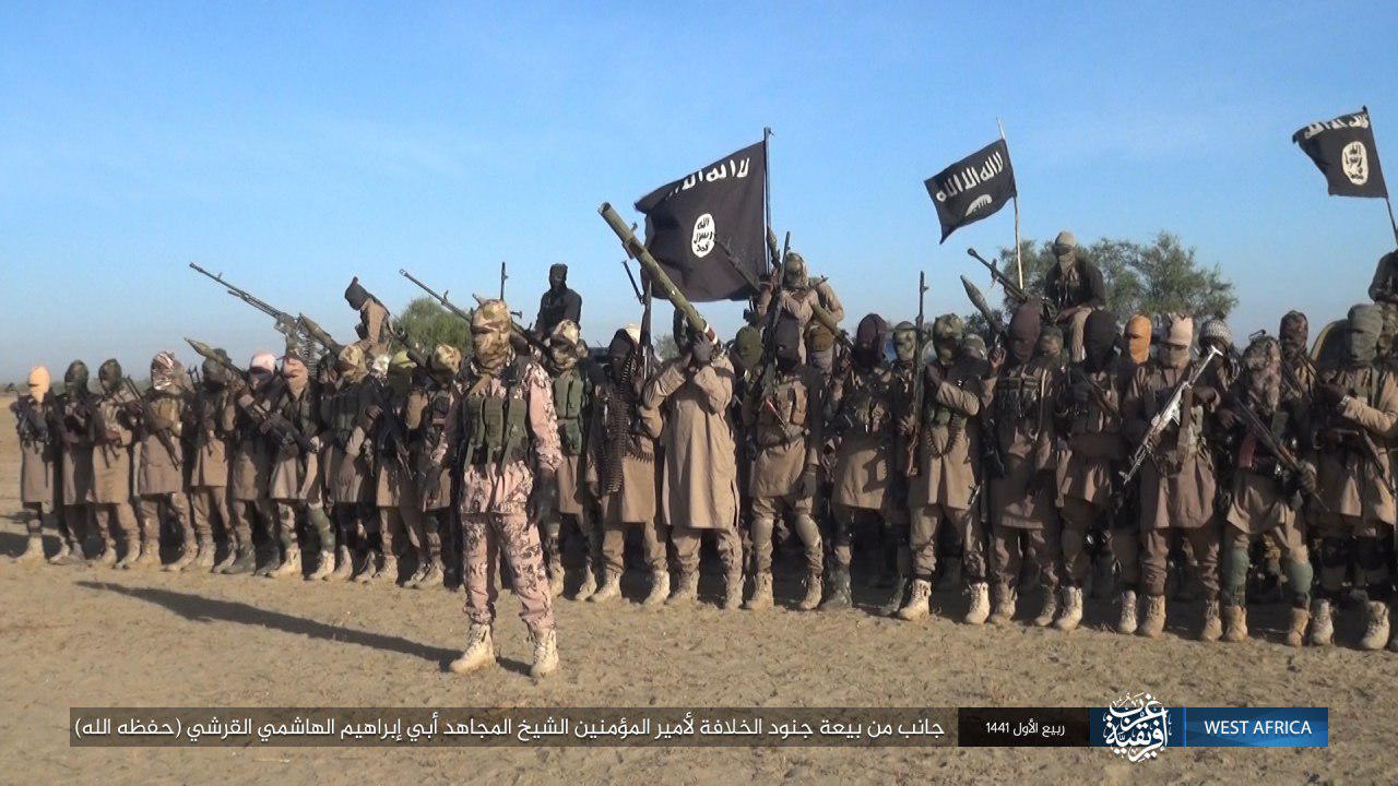 ISIS Fighters In West Africa Swear Allegiance To New Leader Al-Qurashi