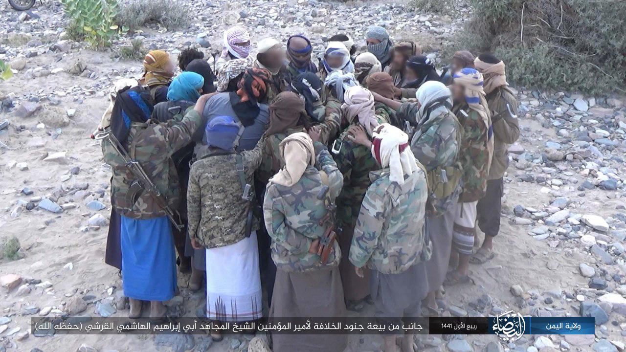 After ISIS Fighters In Sinai, Bangladesh, Somalia, Pakistan Swear Allegiance To New 'Caliph,' ISIS Fighters In Yemen Follow Suit