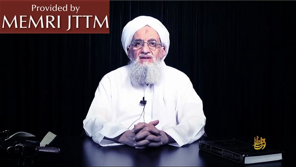 Al-Qaeda Releases Video Featuring Ayman Al-Zawahiri Offering 'Factors For Victory' To Mujahideen, Including Remaining Steadfast, Avoiding Disagreements