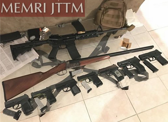 Jihadi Social Media – Account Review (JSM-AR): Palm Beach, Florida Competitive Marksman Posts About Buying Guns, Says He Hopes U.S. Muslims Have Been 'Preparing'; Shares Content Featuring Anwar Al-'Awlaki, Suleiman Anwar