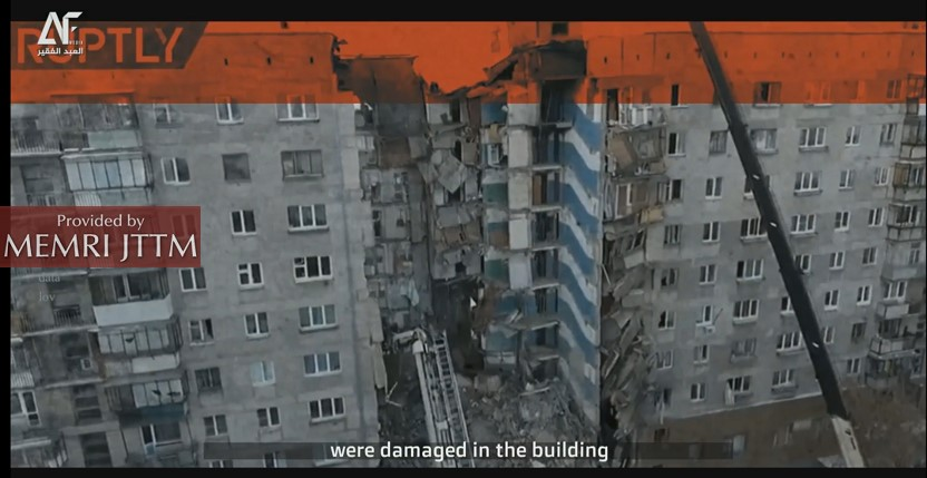 Following ISIS Claim Of Responsibility For Magnitogorsk Bombing, Its Supporters Release Video Threatening Russia With More Attacks