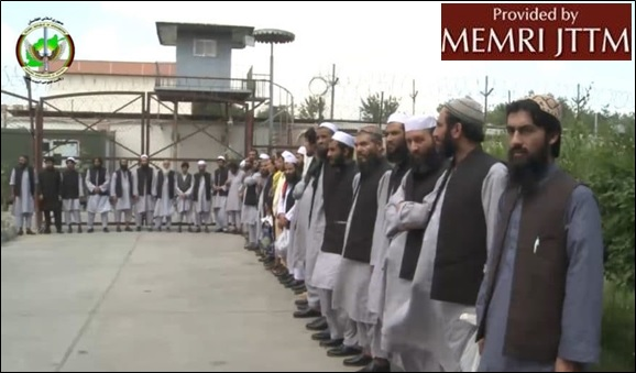 Afghan Government Frees 35 Taliban Prisoners As Goodwill Gesture On Eid Al-Adha
