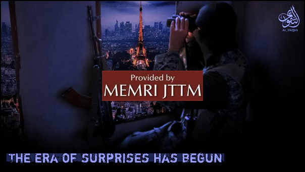 Pro-ISIS Media Outlet Releases Posters Threatening Attacks In The West