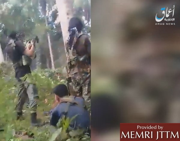 ISIS Video Depicts Fighters Clashing With Philippine Soldiers