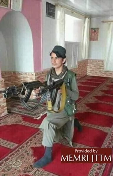 Photos: Afghan Taliban Using Mosques And Residential Houses To Launch Attacks