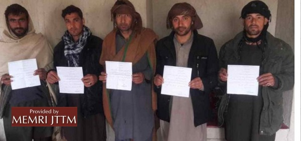 72 Afghan Security Personnel Join Taliban In Balkh Province, Afghanistan