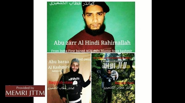 The Background Of Slain Kashmiri Jihadi Eisa Fazili