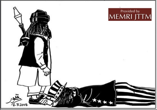 Cartoons Published By Pakistani Jihadi Group's Weekly Newspaper