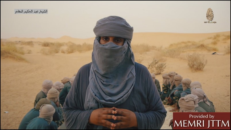 GSIM Video Documents Attack Against Malian Army Base, French-Speaking Jihadi Threatens Soldiers, The 'Slaves Of France'