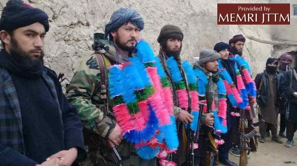 Afghan Taliban: 707 Afghan Government Officials Defected To Taliban In March 2019