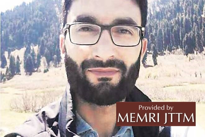 Kashmir University Professor Among Five Terrorists Killed By Indian Security Forces