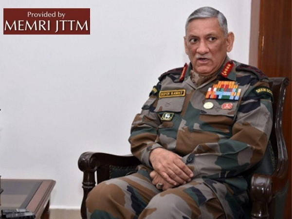 Lashkar-e-Taiba Responds To Indian Army Chief: 'India Will Never Be Able To React Against Such Fight If It Ever Reached... Delhi'