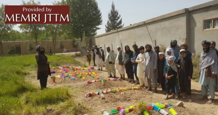 Afghan Taliban Statement Accuses U.S. Of Killing Civilians, Says: 'Enemies Of Islam And Humanity Have Waged War Against The Defenseless... People Of Afghanistan'