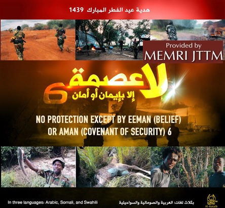 Al-Shabab Video Presents Kenyan Civilians as Legitimate Targets, Includes Photo Of Slain British Operative