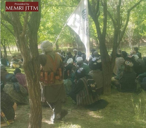 Over 3,500 Families Led By Tribal Elders Join Taliban In Ghor Province, Afghanistan