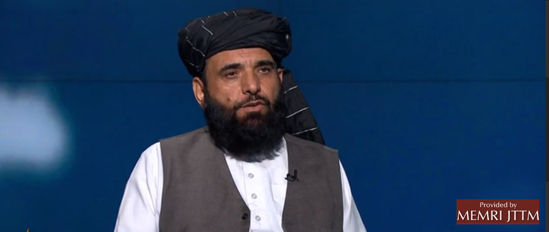 Afghan Taliban Spokesman Suhail Shaheen On Failed U.S.-Taliban Talks: '[Ceasefire] Was Not Part Of Negotiation With The American Side... We Agreed That During Their Withdrawal We Will Not Attack Them'