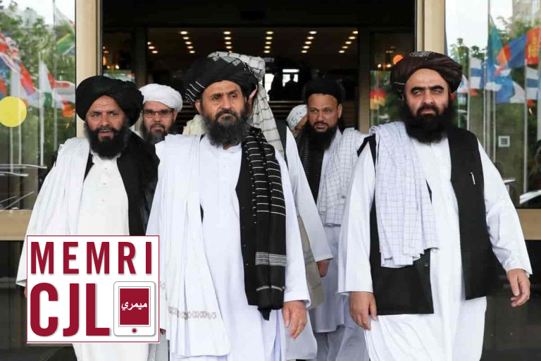 After Trips To Russia And Iran, Taliban Delegation Visits China, Talks 'Focus On End Of The American Occupation Of Afghanistan'