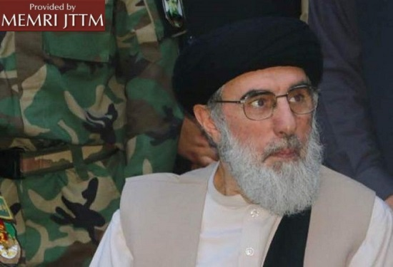Former Afghan Warlord Gulbuddin Hekmatyar: Some Groups Inciting Ethnic Violence In Afghanistan 'On The Instructions Of' Foreign Powers