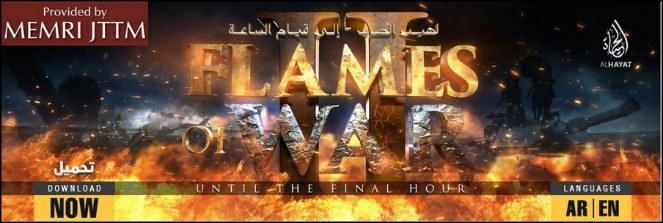 "ISIS Video ""Flames Of War II"" Presents The New Narrative: Through Death We Remain Forever Victorious"