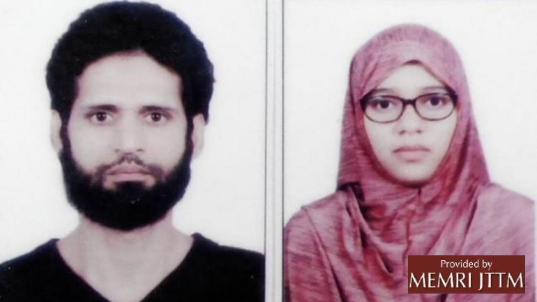 Indian Hindu Woman Identifies Daughter Among ISIS Cadre, Alerts Authorities That Mastermind Of ISIS Module In Kerala State Is Alive