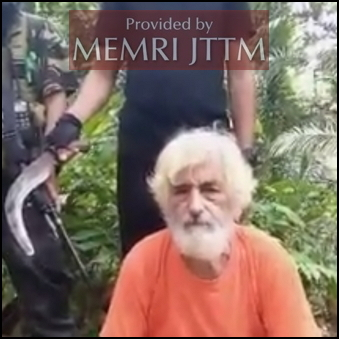 Abu Sayyaf: The German Hostage Will Be Beheaded On February 26 If Ransom Isn't Paid