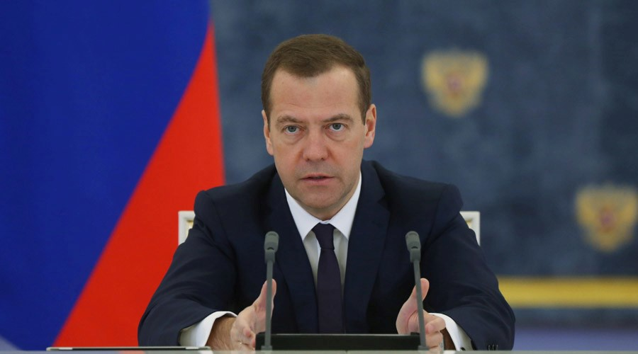 Image result for medvedev