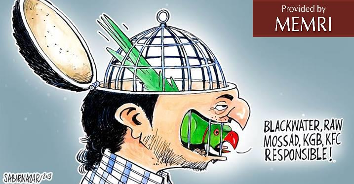Liberal Pakistani Cartoonist Sabir Nazar Offers Satirical Insights Into Pakistani Mass Consciousness, Challenges Conspiracy Theories And Religious Orthodoxy