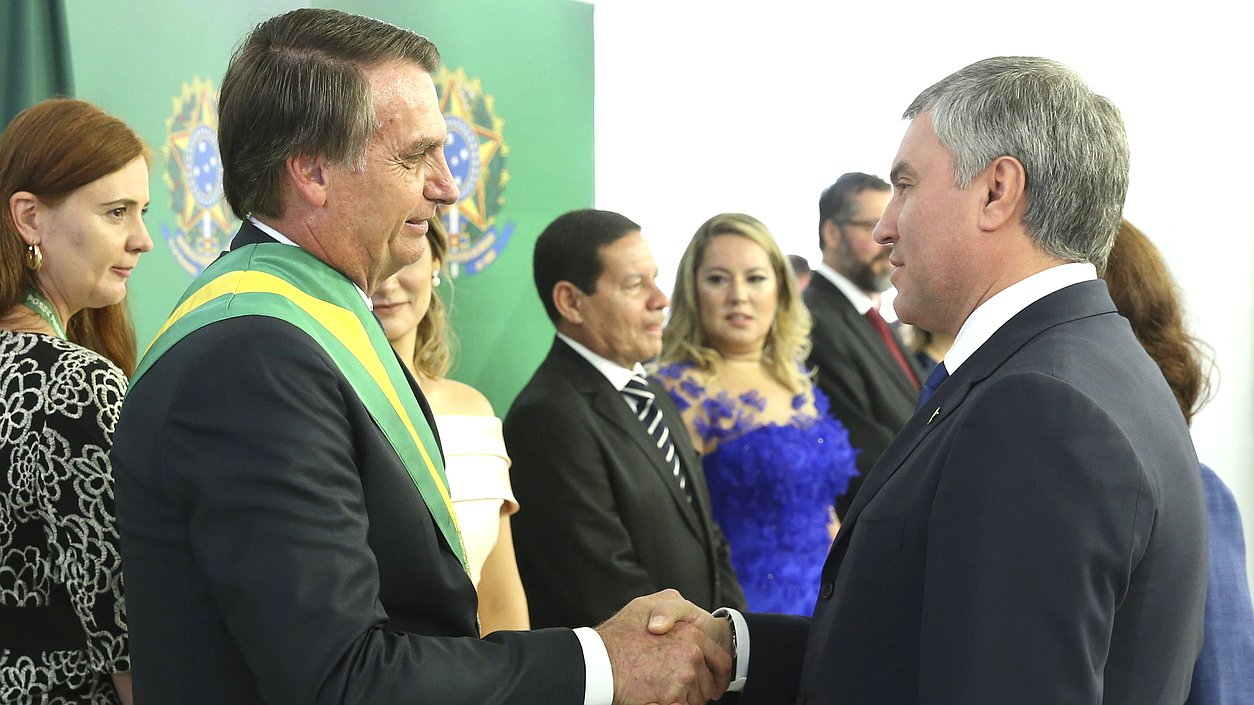 Russia In The World – Brazil-Russia Relations – Influential Blogger El-Murid: With Bolsonaro's Presidency, The BRICS Is Becoming Trump's Tool For Promoting His New World Order
