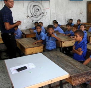 UNRWA Working To Amend Curricula In Its West Bank And Gaza Schools; PA, Hamas Oppose This