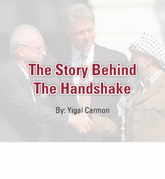 The Story Behind The Handshake
