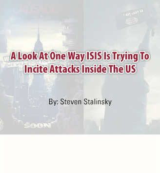 A Look At One Way ISIS Is Trying To Incite Attacks Inside The US