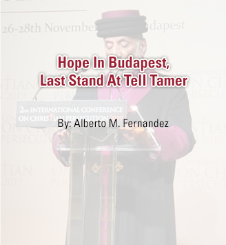 Hope In Budapest, Last Stand At Tell Tamer